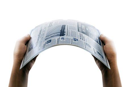 Foto E-paper book