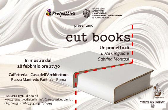 Foto Cut Book