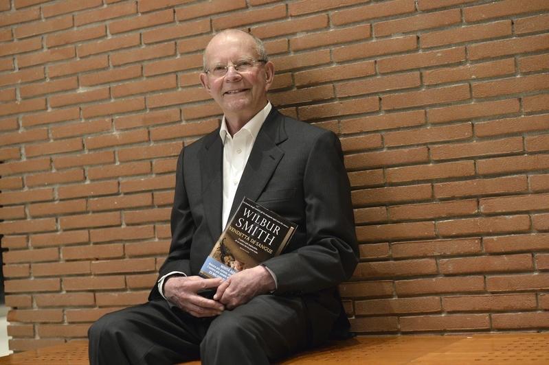 Libri Come - Festa del Libro e della Lettura con lo scrittore Wilbur Smith