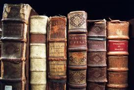 Foto libri antichi