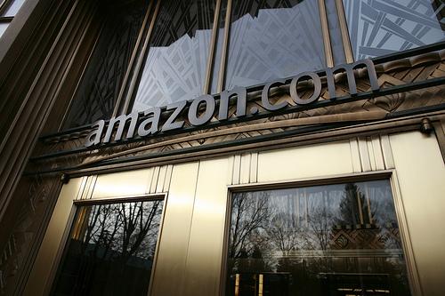 Foto store fisici Amazon