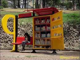 micro-biblioteche a New York