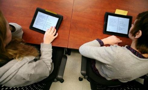 iPad-Scuola