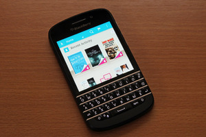 blackberry 10 kobo
