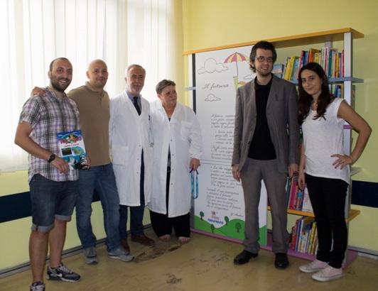 donati 500 libri bambini