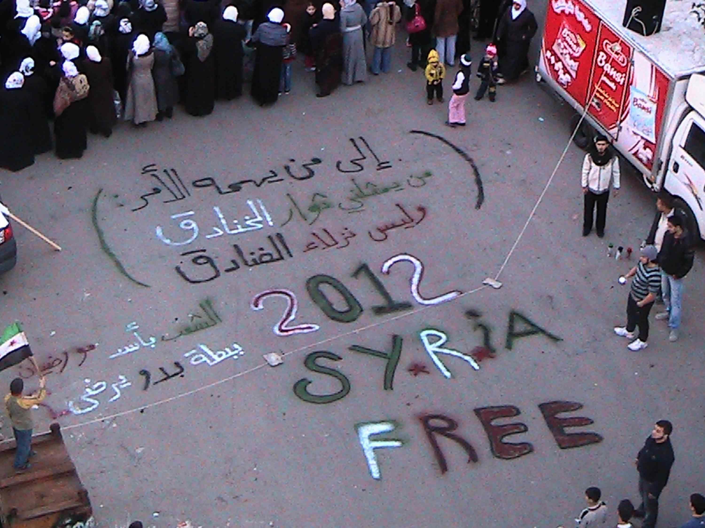 Guerra in Siria: un conflitto internazionale