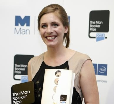 Eleanor Catton wins 2013 Man Booker Prize - c Janie Airey