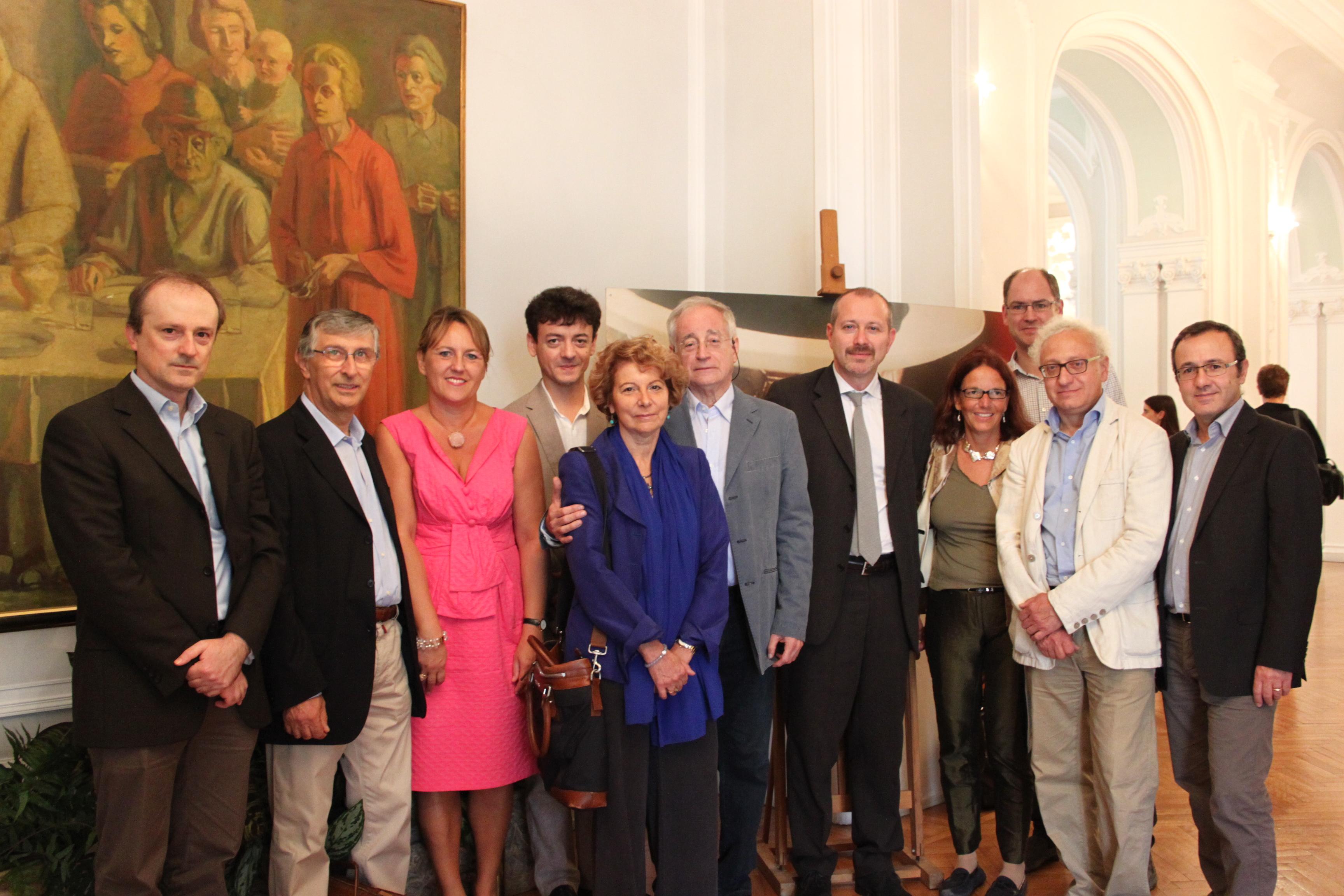 Relatori Convegno Villa Recalcati 27.9.2013 A