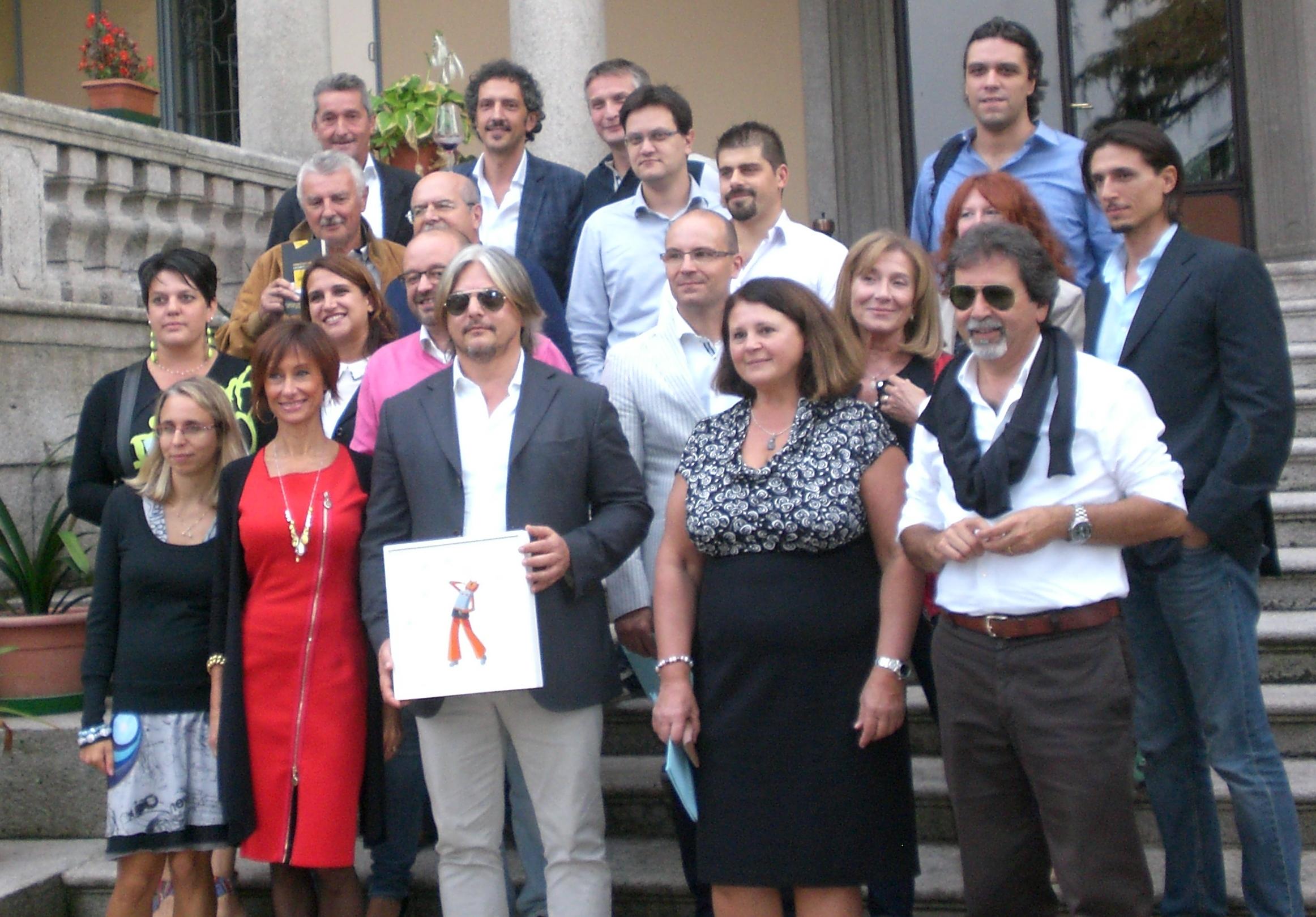 finalisti e premiati giallostresa 2013
