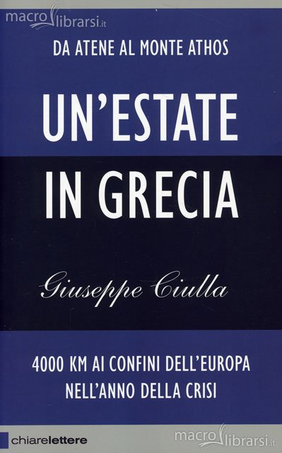 un-estate-in-grecia-libro-