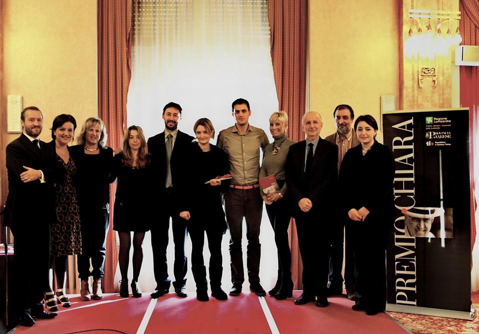 vincitori finalisti Premio Narrativa Palacento