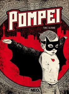 Copertina POMPEI - Toni Alfano - Neo Edizioni