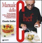 manuale dello chef