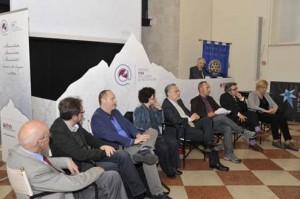 La giuria del Premio ITAS edizione 2013 al completo