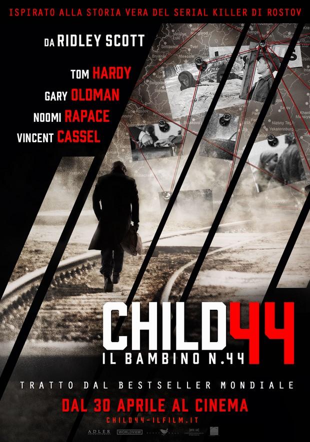 Watch Online Child 44 (2015)