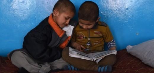 AFGHANISTAN-UNREST-CHILDREN-ORPHANAGE