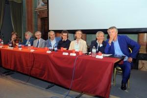 Como Villa Olmo premiazione 2° edizione Premio Internazionale di Letteratura Città di Como