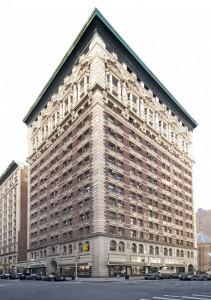 St James Building exterior 1133 Broadway