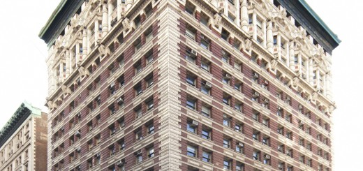 St James Building exterior 1133 Broadway