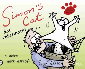 Simon's Cat dal veterinario_Sovra.indd
