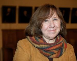 Svetlana Aleksievič
