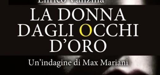 La donna dagli occhi d'oro - Enrico Vanzina