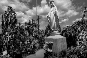 Kounelkas Il monte delle croci a Vilnius