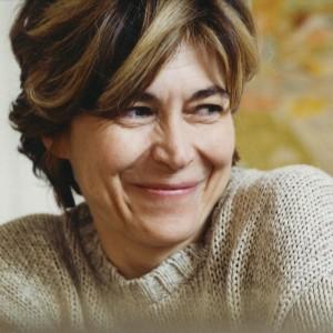 Carla Vistarii nella casa di Roma