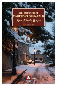 Un piccolo omicidio di Natale, di Lorna Nicholl Morgan