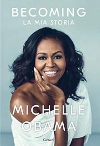 Becoming, di Michelle Obama.
