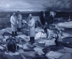 The Settlement, 2016 by Peter Martensen